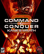 Command & Conquer 3 Kane's Wrath Cover