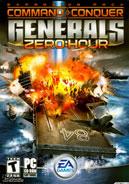 Command & Conquer Generals Zero Hour Cover