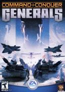 Command & Conquer Generals Cover