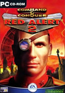 Command & Conquer Red Alert 2 Cover