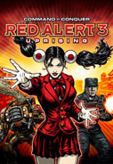 Command & Conquer Red Alert 3 Uprising Cover