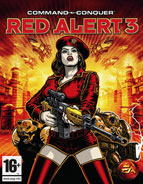 Command & Conquer Red Alert 3 Cover