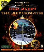 Command & Conquer Red Alert The Aftermath Cover