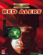 Command & Conquer Red Alert Cover