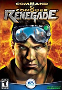Command & Conquer Renegade Cover