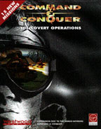 Command & Conquer The Covert Operations Cover