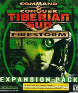 Command & Conquer Tiberian Sun Firestorm Cover