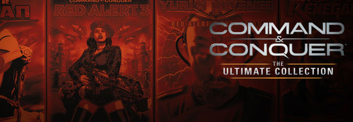 Command & Conquer: The Ultimate Collection รวม 17 ภาค