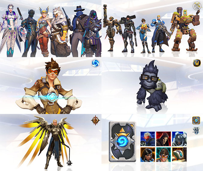 Overwatch Legendary Edition includes