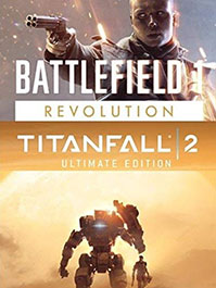 Battlefield 1 Revolution & Titanfall 2 Ultimate Bundle