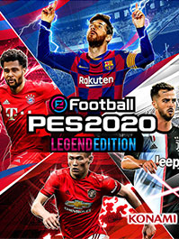 eFootball PES 2020 Legend Edition