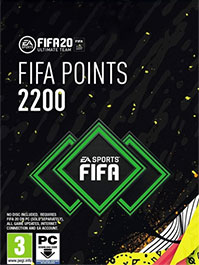 FIFA 20 - 2200 FUT Points