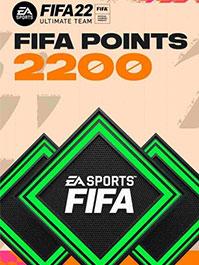 FIFA 22 - 2200 FUT Points