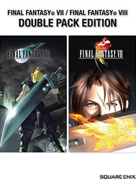 Final Fantasy VII & VIII Double Pack Edition