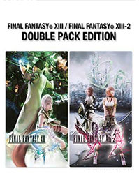 Final Fantasy XIII & XIII-2 Double Pack Edition