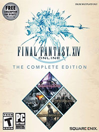 Final Fantasy XIV Online Complete Edition EU