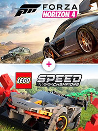 Forza Horizon 4 + LEGO Speed Champions PC / Xbox One