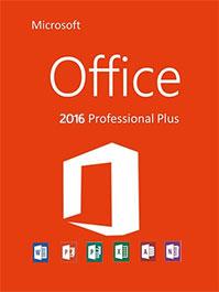 Microsoft Office 2016 Professional Plus Key