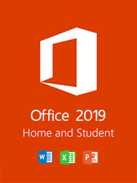 Microsoft Office 2019 Home and Student Key