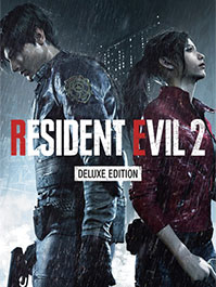 Resident Evil 2 / Biohazard RE:2 Deluxe Edition