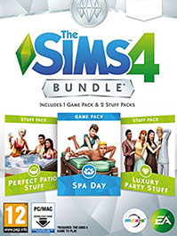 The Sims 4 Bundle Pack