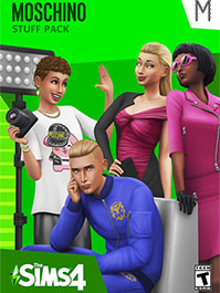 The Sims 4 - Moschino Stuff Pack