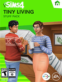 The Sims 4 Tiny Living Stuff
