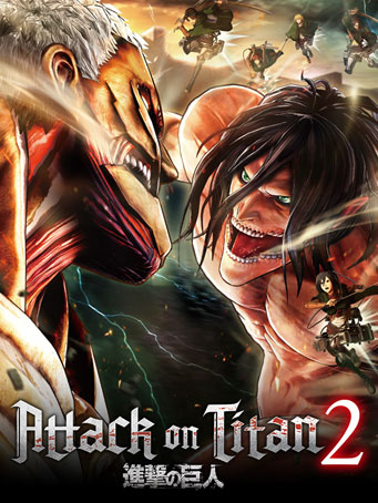 Attack on Titan 2 - A.O.T. 2