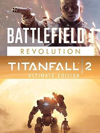 Battlefield 1 Revolution & Titanfall 2 Ultimate Bundle