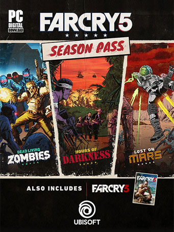Far Cry 5 - Season Pass