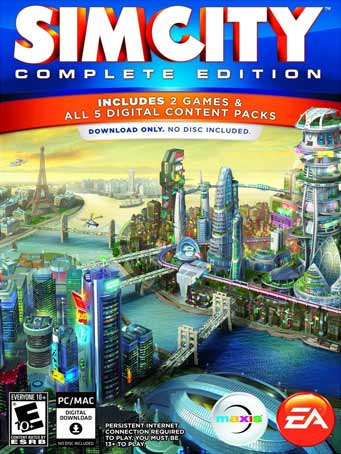 SimCity Complete Edition