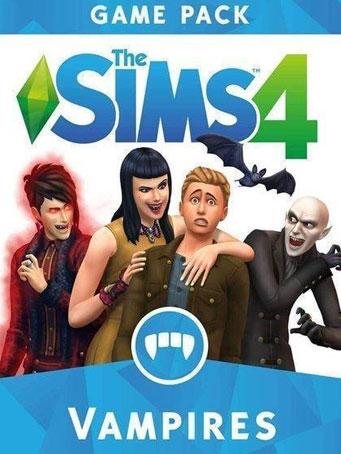 The Sims 4 Vampires
